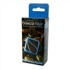 Breeza Deodorizing Replacement Carbon Filter
