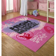 Disney High School Musical Kids Rug