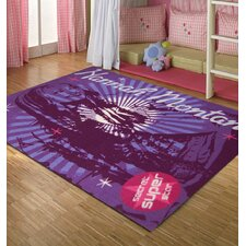 Hannah Montana Secret Star Kids Rug
