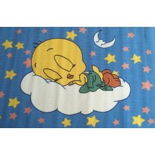 Looney Tunes - Tweety on Cloud Kids Rug