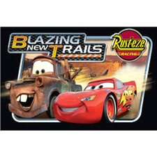 Pixar - Cars 4 Kids Rug