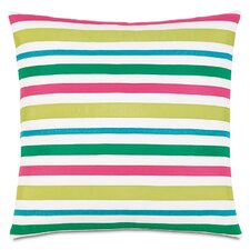 Alexis Baldwin with Ribbons Accent Pillow
