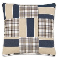 Ryder Patchwork Accent Pillow