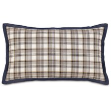 Ryder Mitered Ribbon Accent Pillow