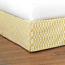 McQueen Lattice Bed Skirt