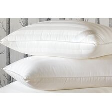 Rhapsody Luxe Medium Weight Down Pillow Set