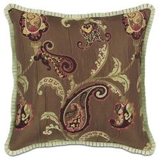 Amelie Pillow with Pleated Ribbon