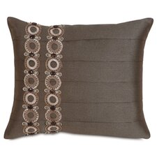 <strong>Eastern Accents</strong> Galbraith Marion Slate Pillow with Pleats