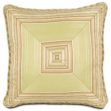 Lindsay Tulare Spring Triangles Pillow