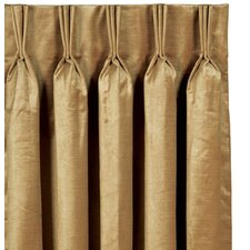 Toulon Cotton Rod Pocket Lucerne Curtain Single Panel