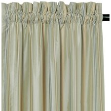 Winslet Cotton Rod Pocket Camberly Sea Curtain Single Panel