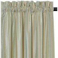 Winslet Rod Pocket Camberly Sea Curtain Single Panel