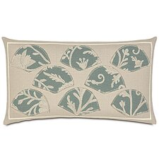 <strong>Eastern Accents</strong> Avila Polyester Applique Decorative Pillow