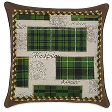 <strong>Eastern Accents</strong> MacCallum Bordered Decorative Pillow