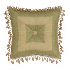 Antigua Polyester Leeward Aloe Tufted Decorative Pillow