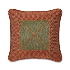 <strong>Eastern Accents</strong> Glenwood Quentin Bordered Decorative Pillow