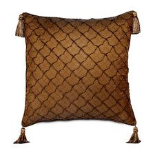 <strong>Eastern Accents</strong> Gershwin Stella Welt and Tassels Decorative Pillow