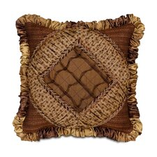 <strong>Eastern Accents</strong> Gershwin Stella Diamond Collage Decorative Pillow