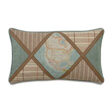<strong>Eastern Accents</strong> Kai Monde Diamond Insert Decorative Pillow