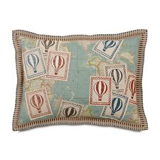 <strong>Eastern Accents</strong> Kai Monde Printed Baloons Decorative Pillow