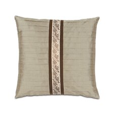 <strong>Eastern Accents</strong> Michon Serico Pintucked Decorative Pillow