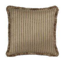 Nottingham Southwell Decorative Pillow with Loop Fringe