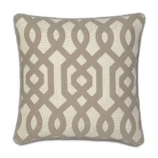 <strong>Eastern Accents</strong> Rayland Polyester Decorative Pillow with Cord