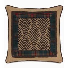 <strong>Eastern Accents</strong> Reynolds Polyester Border Collage Decorative Pillow