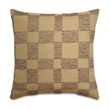 <strong>Eastern Accents</strong> Shamwari Polyester Sable Knife Edge Decorative Pillow