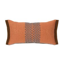 Tracery Polyester Luca Pillow with Border