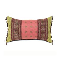 Tahiti Polyester Pindo Insert Collage Decorative Pillow