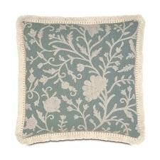 <strong>Eastern Accents</strong> Avila Polyester Decorative Pillow with Tassel Fringe