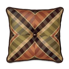 Broderick Polyester Bosworth Tufted Decorative Pillow