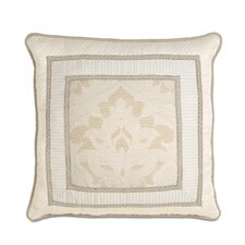 <strong>Eastern Accents</strong> Brookfield Polyester Border Collage Decorative Pillow