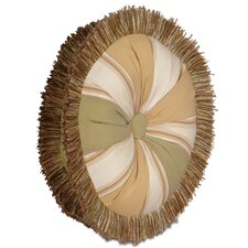 Caicos Polyester Doral Tambourine Decorative Pillow