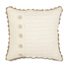 Churchill Polyester Yearling Decorative Pillow with Buttons