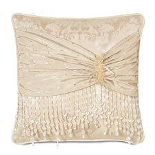 Charissa Polyester Decorative Pillow with Vivi Frost Scarf