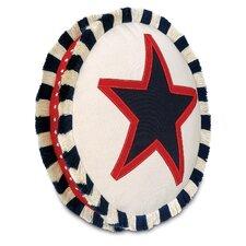 Carter Polyester Tambourine Decorative Pillow