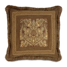 <strong>Eastern Accents</strong> Fairmount Mitered Corners Decorative Pillow