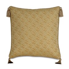 Gabrielle Edora Cord and Tassels Decorative Pillow