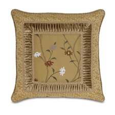 Gabrielle Border Collage Decorative Pillow