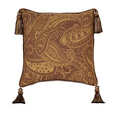 Gershwin Small Welt and Tassels Decorative Pillow