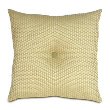Jaya Kaylan Leaf Tufted Decorative Pillow