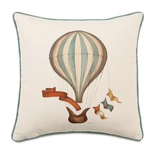 Kai Hand Painted Balloon Cord Decorative Pillow