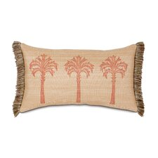 Kiawah Calappa Hand Painted Pillow