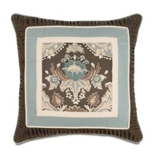 Kira Border Collage Decorative Pillow