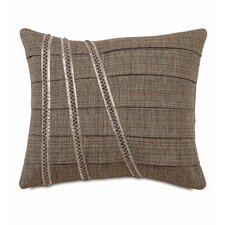 Mica Farrow Polyester Decorative Pillow with Pleats