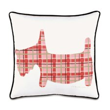 Pinkerton Polyester Eli Dog Decorative Pillow