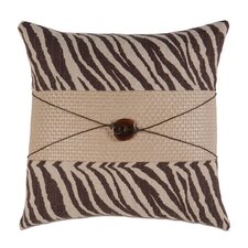 <strong>Eastern Accents</strong> Shamwari Polyester Cyrah Insert Decorative Pillow