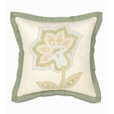 Southport Polyester Hand-Painted Southport Decorative Pillow